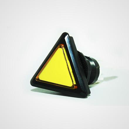 Boton Triangular con Luz-rockolas-musicales